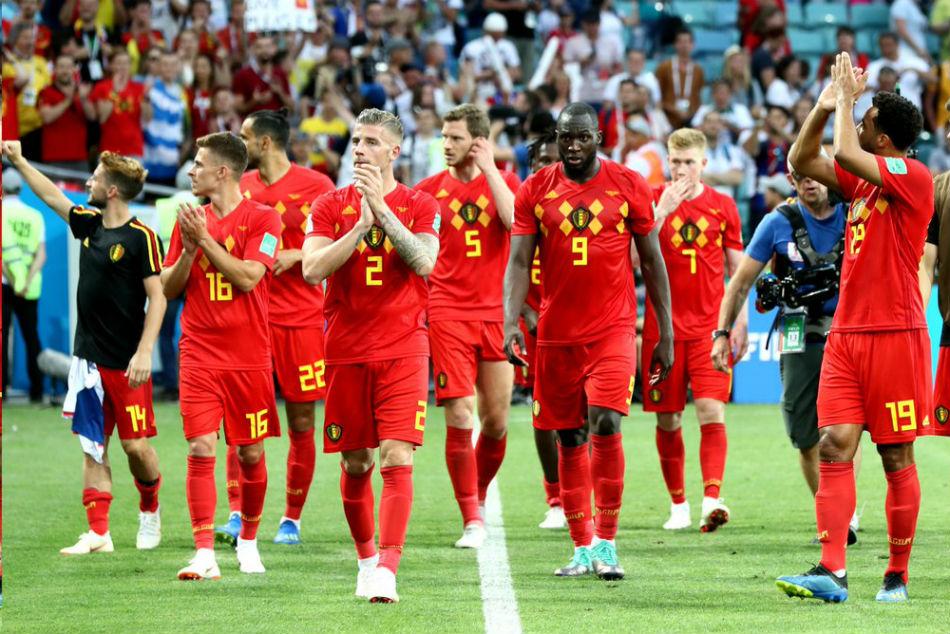مدرب بلجيكا يسمح للاعبيه بقضاء ليلتين مع زوجاتهم 112 ضيف يزورون المعسكر المصري بلس الرياضي